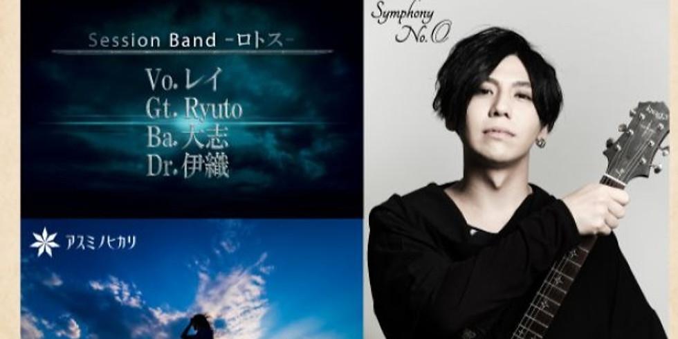 Symphony No.0 3rd ONE MAN LIVE『Symphony No.3』