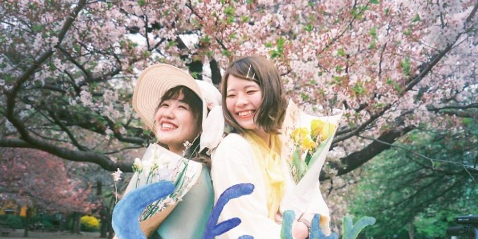メレ初ワンマンライブ「Four Seasons」