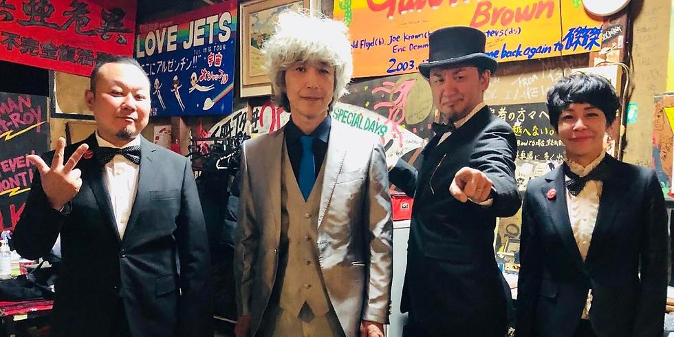 三宅伸治&the spoonful golden red  tour2021