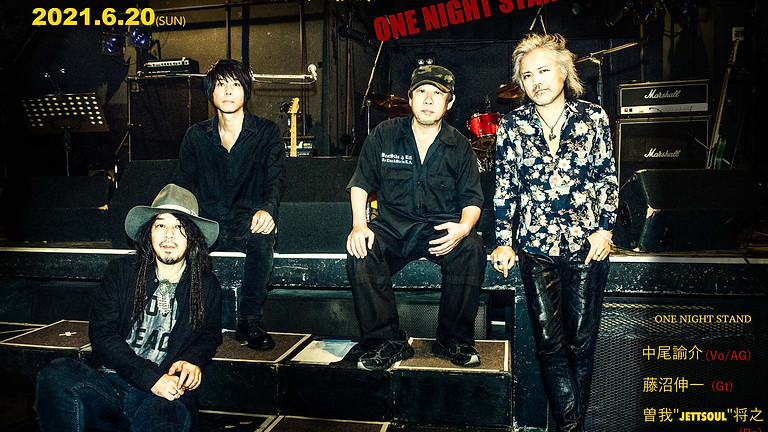 ROCK JOINT GB 13th ANNIVERSARY~ONE NIGHT STAND