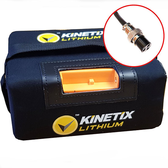 Lithium Golf Battery 16AH (18 Hole) - For Pro Rider Trolleys