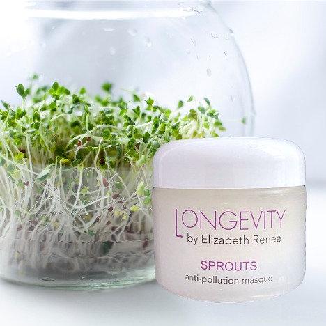 Sprouts (detoxifying masque)