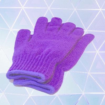 Loofa Gloves
