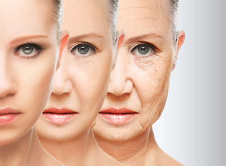 At What Age does Your Skin Age?