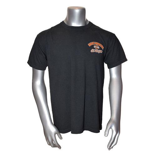 HD Cat Black T-shirt