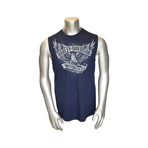Wings Up Sleeveless Shirt