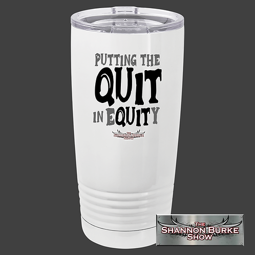 eQUITy Stainless Tumbler