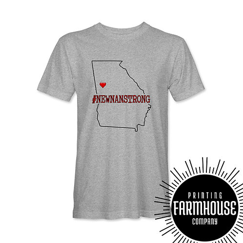 #newnanstrong t-shirt