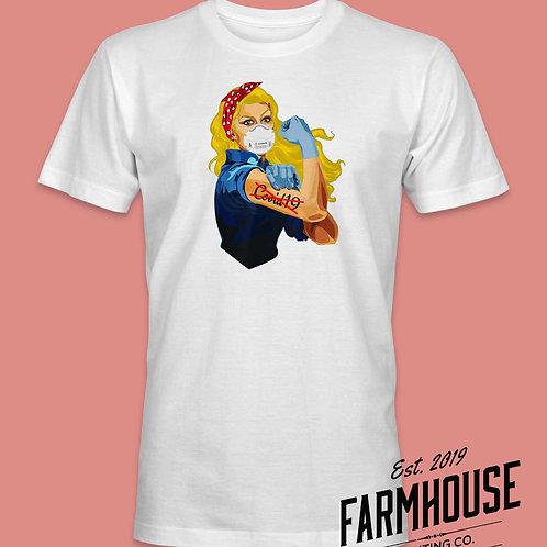 Rosie the Nurse (3) T-Shirt