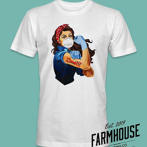 Rosie the Nurse (1) T-Shirt