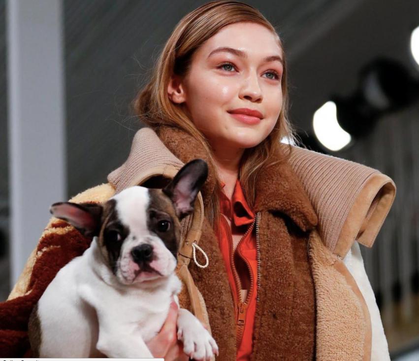 Tod's Milan Fashion Week 2018 Gigi Hadid