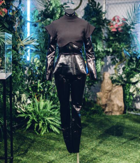 Black Panther at New York Fashion Week, Tome