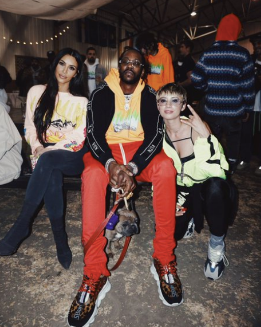Kim Kardashian; Julz; 2 Chainz; Wyoming; 'Ye' Listening Party
