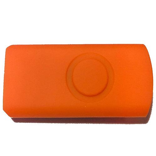 Orange Halbschale für USB Stick Swivel / Twister