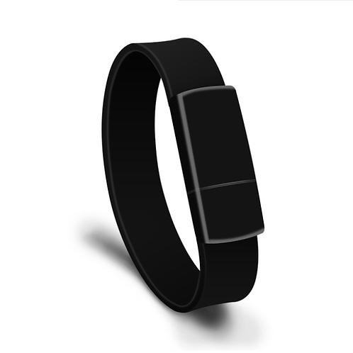 USB Stick Armband Schwarz