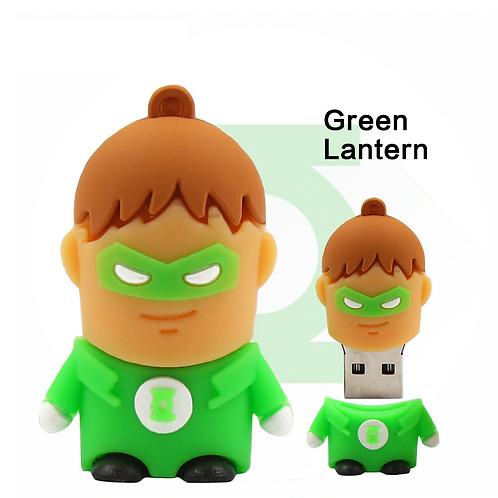 USB Stick - Green-Latern Super Heros