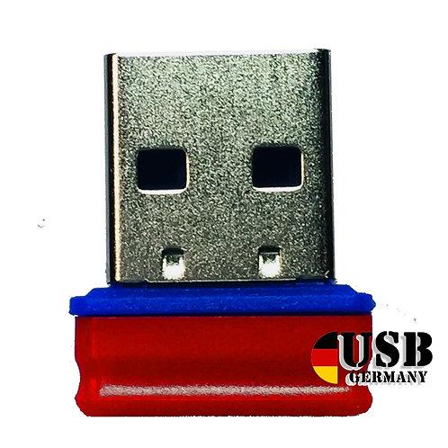 P1 USB Stick  Rot Blau