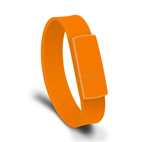 USB Stick Armband Orange