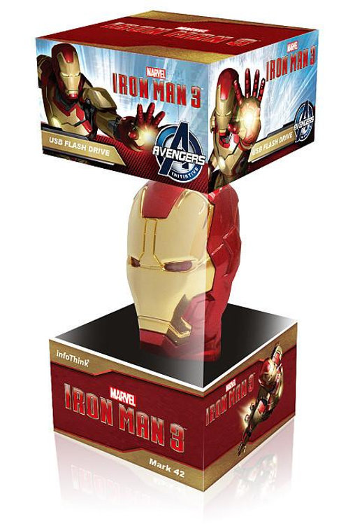 16GB USB IRON MAN MARK42