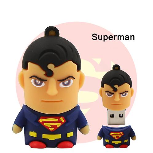 USB Stick - Superman Super Heros