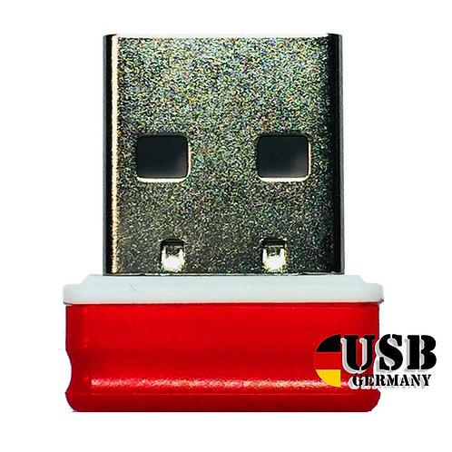 P1 USB Stick  Rot Weiß