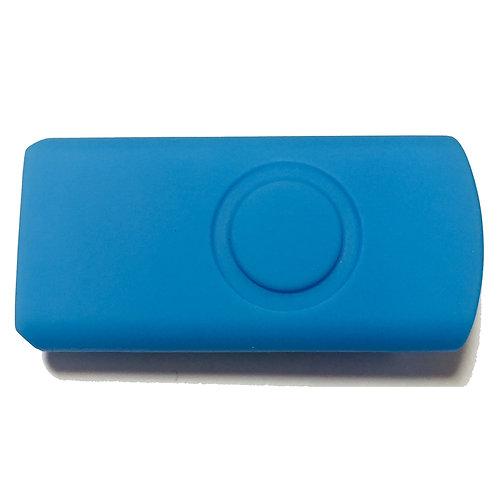 Hellblau Halbschale für USB Stick Swivel / Twister