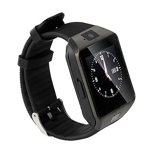 Smartwatch DZ09 Schwarz