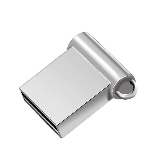 M5 Silber MINI - Metall USB Stick 1GB - 64GB