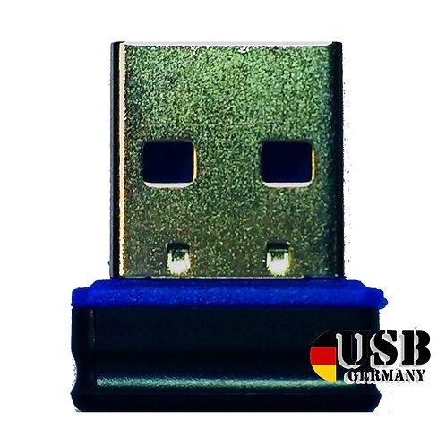P1 USB Stick  Schwarz Blau