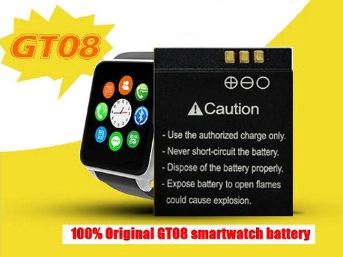 Ersatzbatterie für Smartwatch GT08