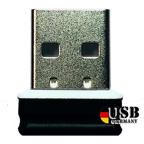 P1 USB Stick  Schwarz Weiß