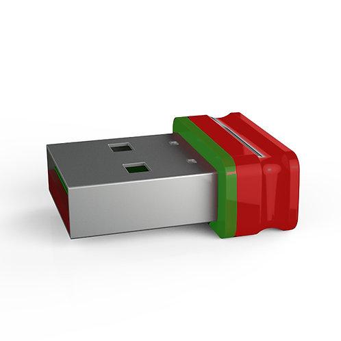 P1 USB Stick Rot Grün