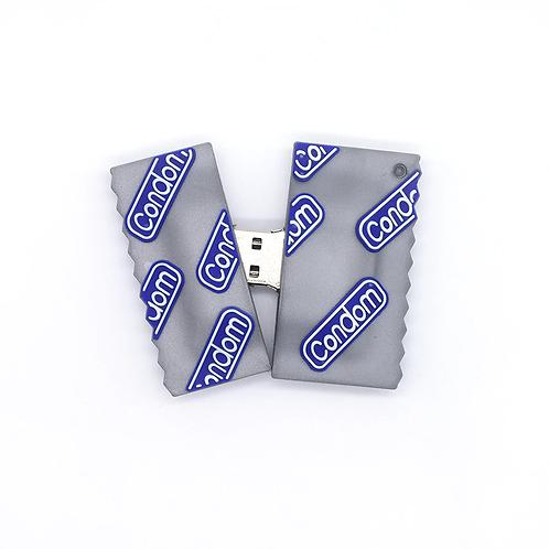 4GB USB Stick Condom