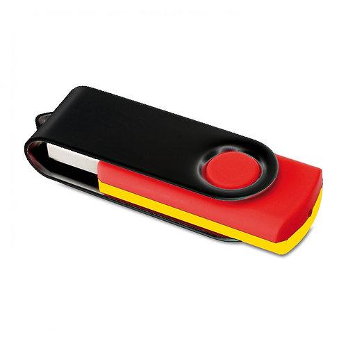 USB Stick Swivel Twister Germany 2.0
