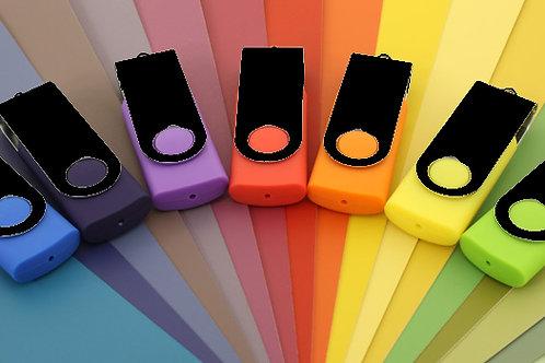 USB Stick Swivel mit Schwarzem Bügel