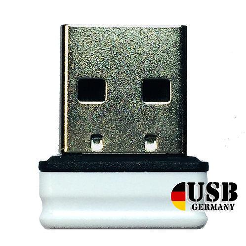 P1 USB Stick  Weiß Schwarz