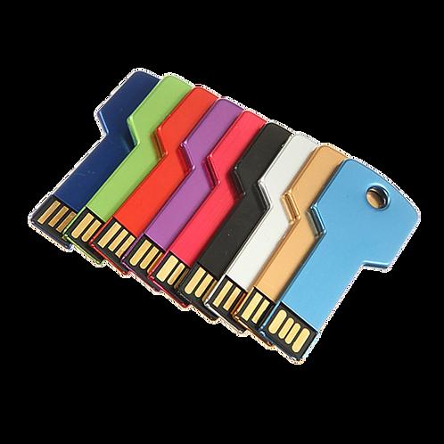 USB Stick Key 7 Farben