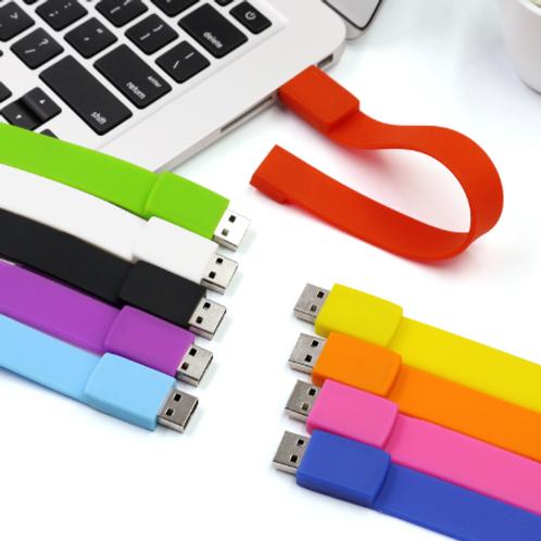 USB Stick Armband 7 Farben