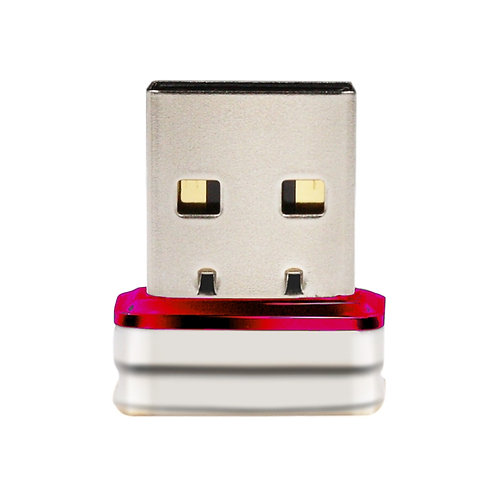 P1 USB Stick 1GB Weiß Rot