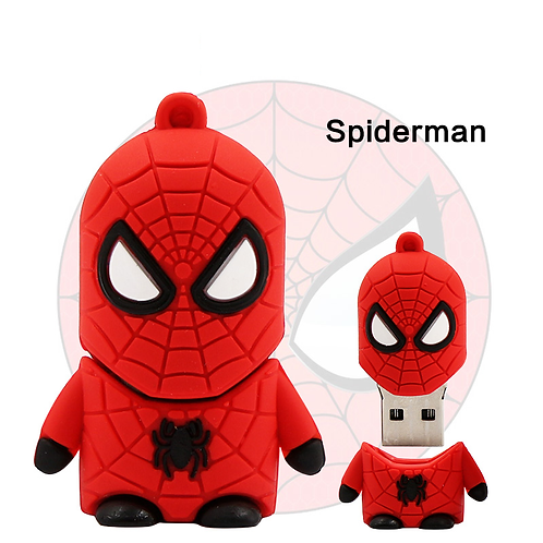 USB Stick - Spiderman Super Heros