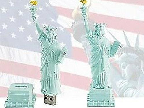 USB Stick - Freiheitsstatue  Liberty Lady