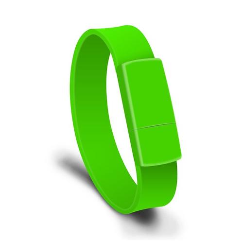 USB Stick Armband Grün