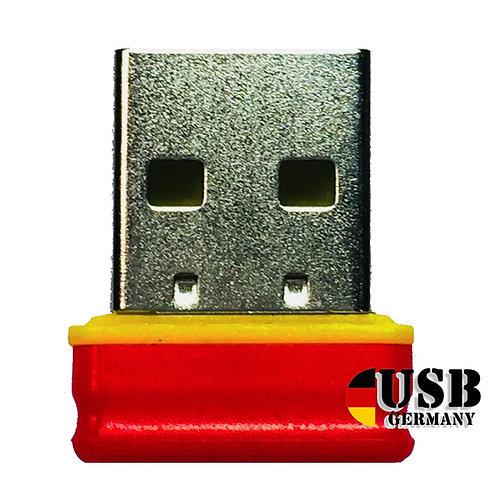 P1 USB Stick  Rot Gelb