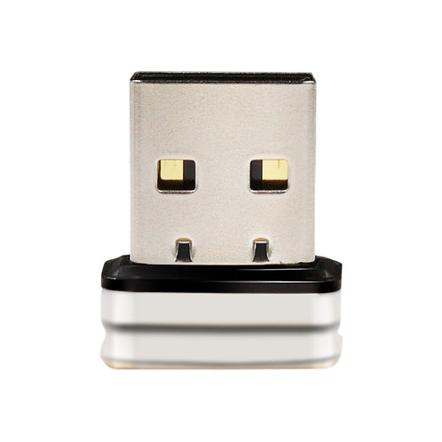 P1 USB Stick 16GB Weiß Schwarz