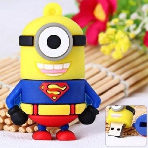 Minion Superman USB Stick