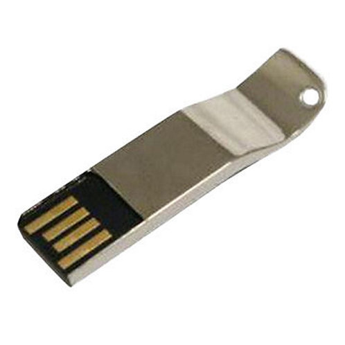 Wave Metall USB Stick Silber 2GB