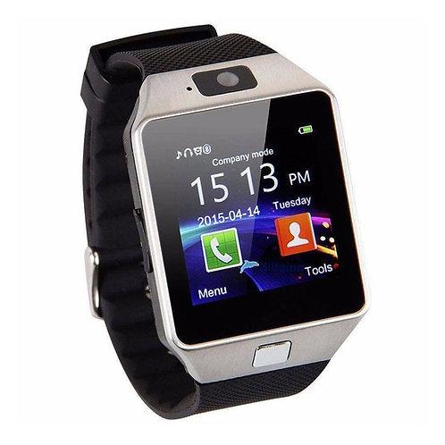 Smartwatch DZ09 Silber