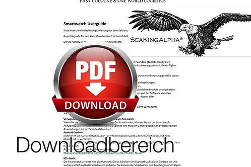 Bedienungsanleitung Smartwatch DZ09 - deutsch