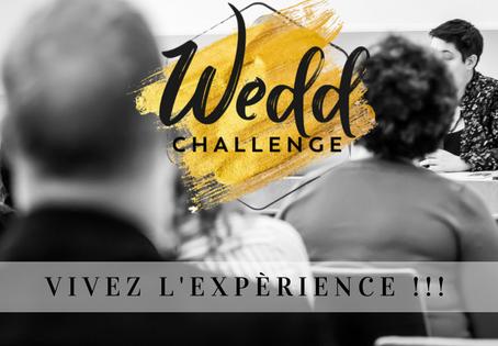 L'aventure du Wedd' Challenge