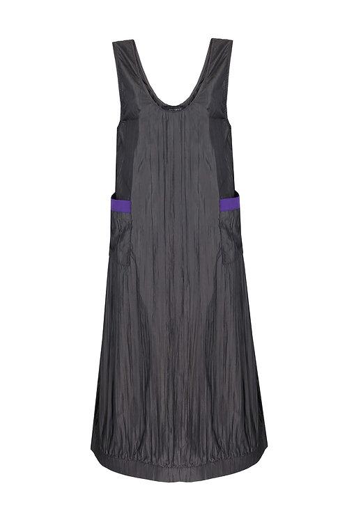 SOUL SPİRİTZ Mizuki Kontrast Cep Detaylı Elbise